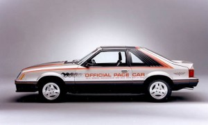 Mustang 79 Pace Car