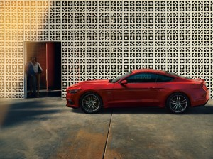Mustang 2015 foto Ford 1
